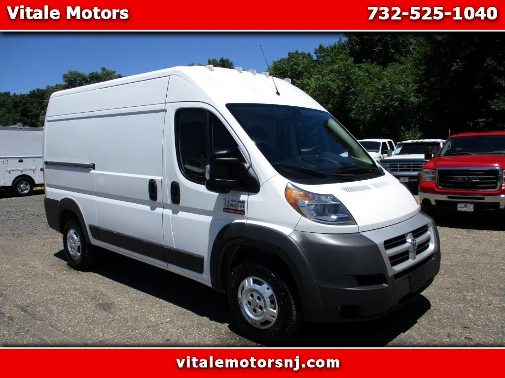2014 RAM Promaster 2500 HIGH ROOF W/ NAVIGATION 136-INCH
