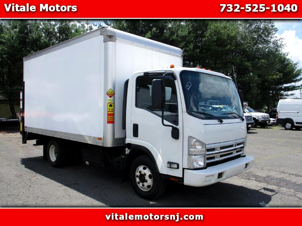 2011 Isuzu NPR 14 FOOT BOX TRUCK DIESEL * LIFTGATE*