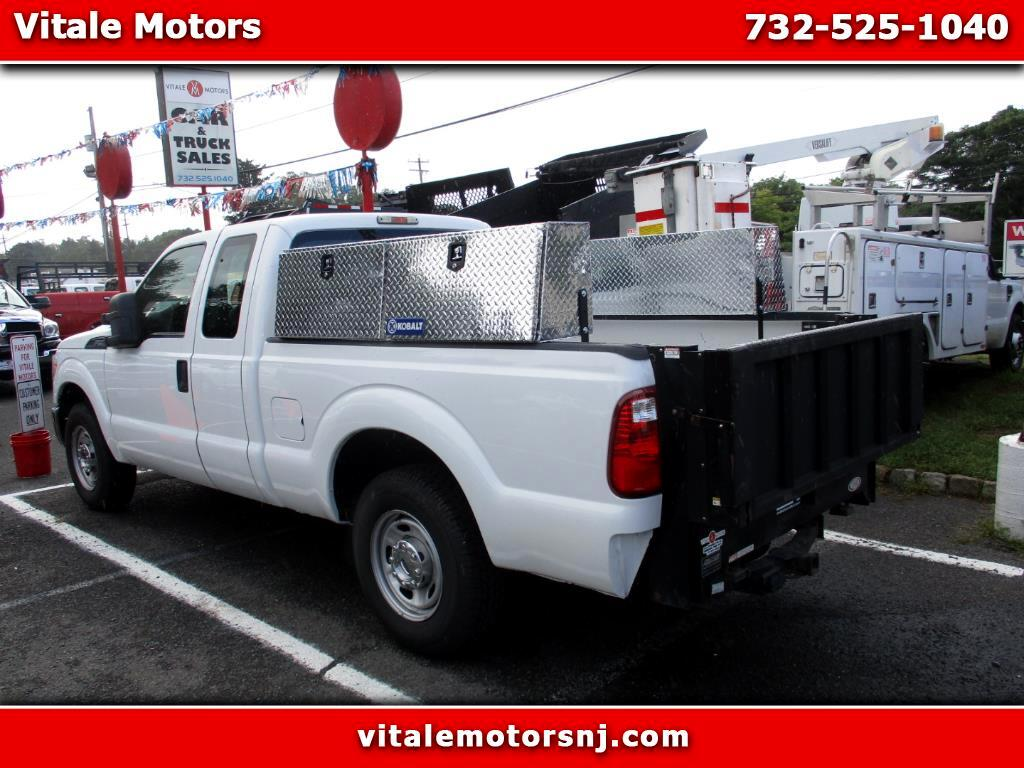 2014 Ford F-250 SD UTILITY BOXES W/ LIFT GATE