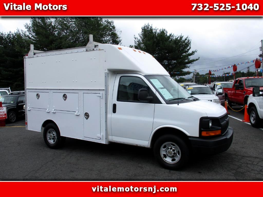 2005 Chevrolet Express 3500 UTILITY BOX