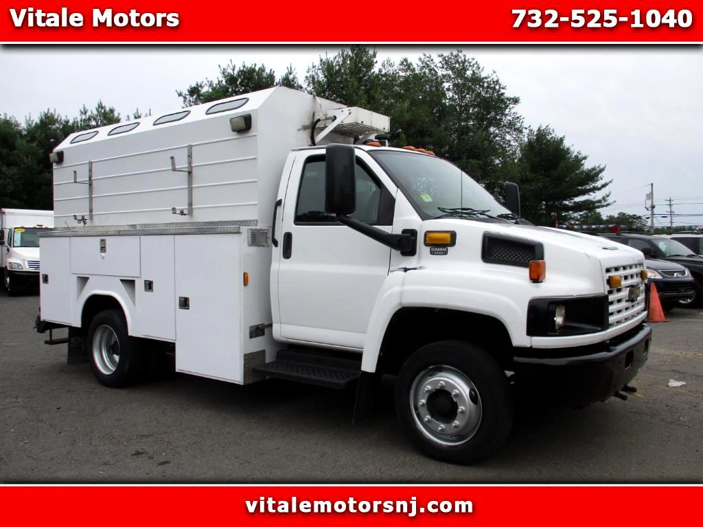2009 Chevrolet 5500HD C5500 ENCLOSED UTILITY ** DIESEL DURAMAX 61K **