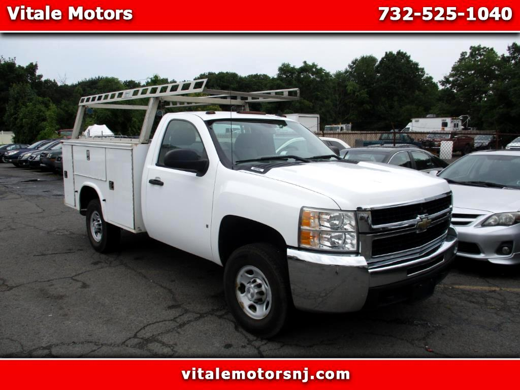 2009 Chevrolet Silverado 2500HD UTILITY BODY 4X4 LONG BED