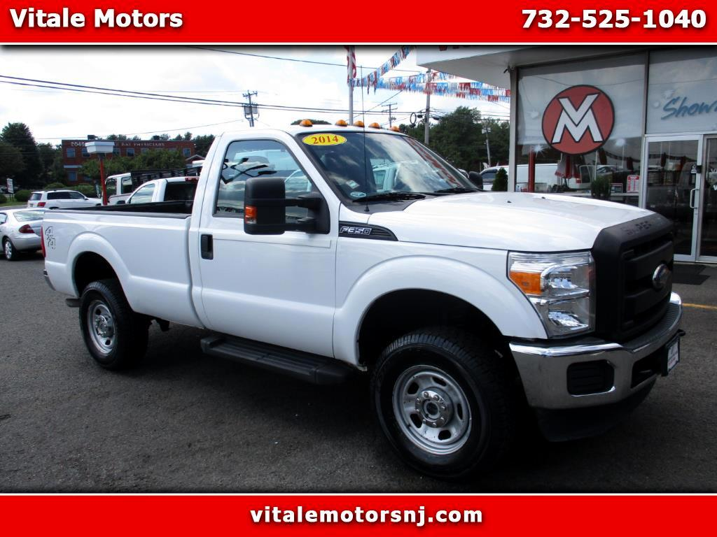 2014 Ford F-350 SD REG. CAB 4X4 LONG BED