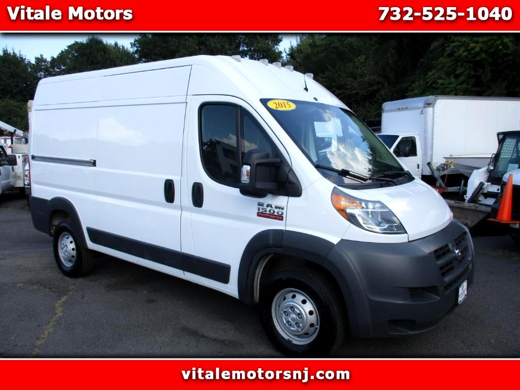 2015 RAM Promaster 1500 High Roof Tradesman 136-in. WB
