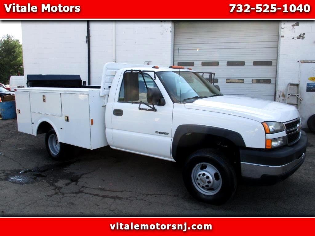2007 Chevrolet Silverado 3500HD UTILITY BODY ** LIFT GATE ** 31K MILES