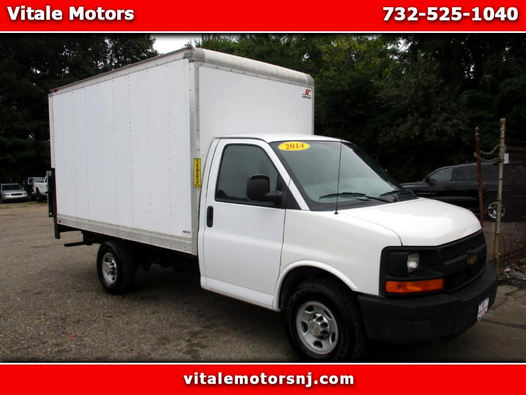 2014 Chevrolet Express 12 FOOT BOX TRUCK * LIFTGATE * CUBE VAN *