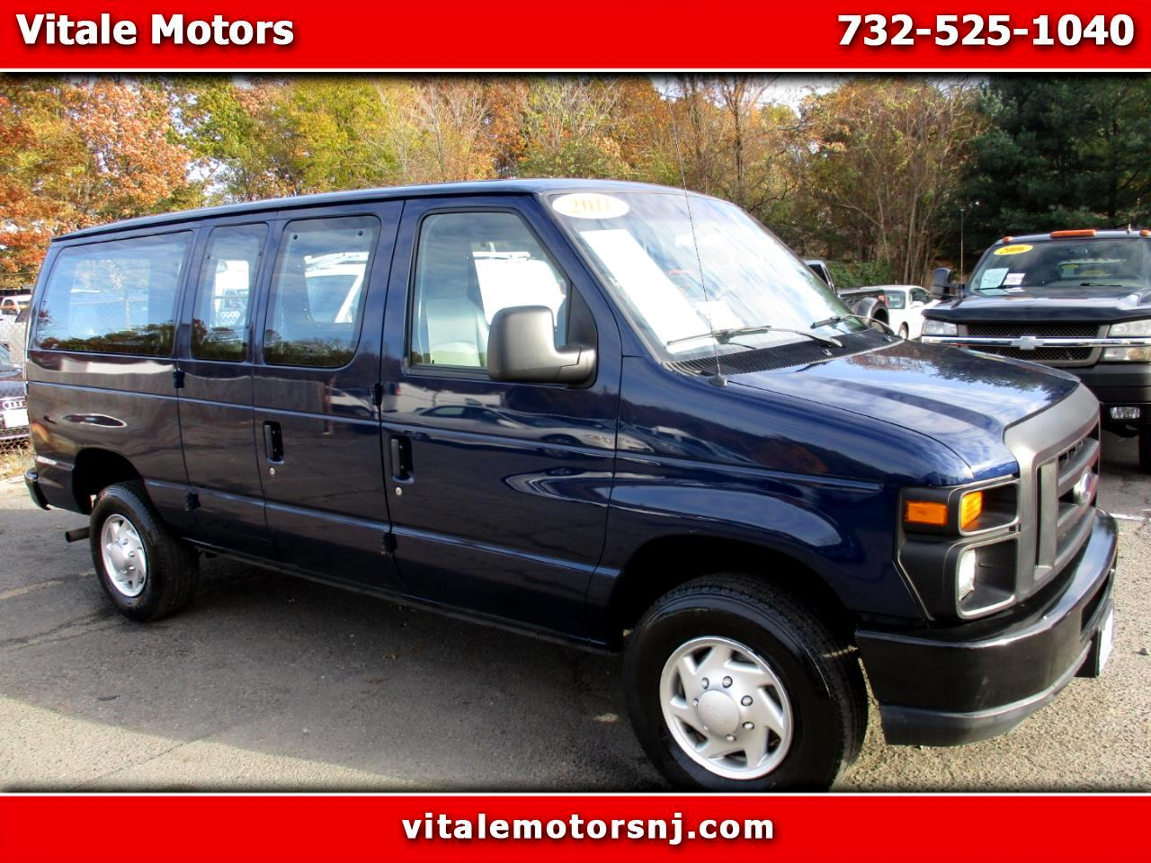 2011 Ford Econoline E-250 CARGO VAN W/ WINDOWS