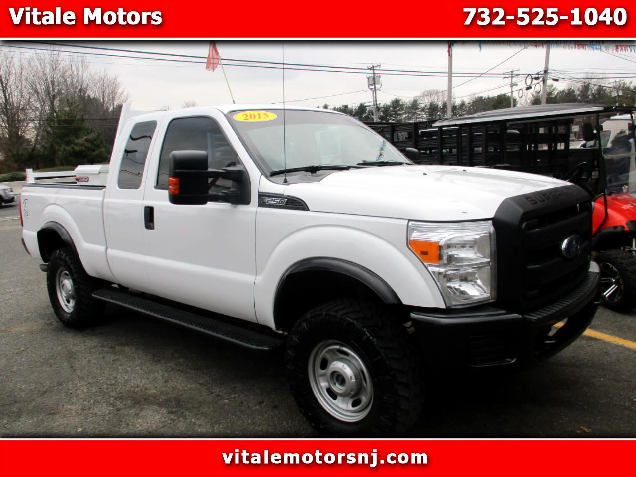 2015 Ford F-250 SD XL 4X4 SUPER CAB 6'BED 2