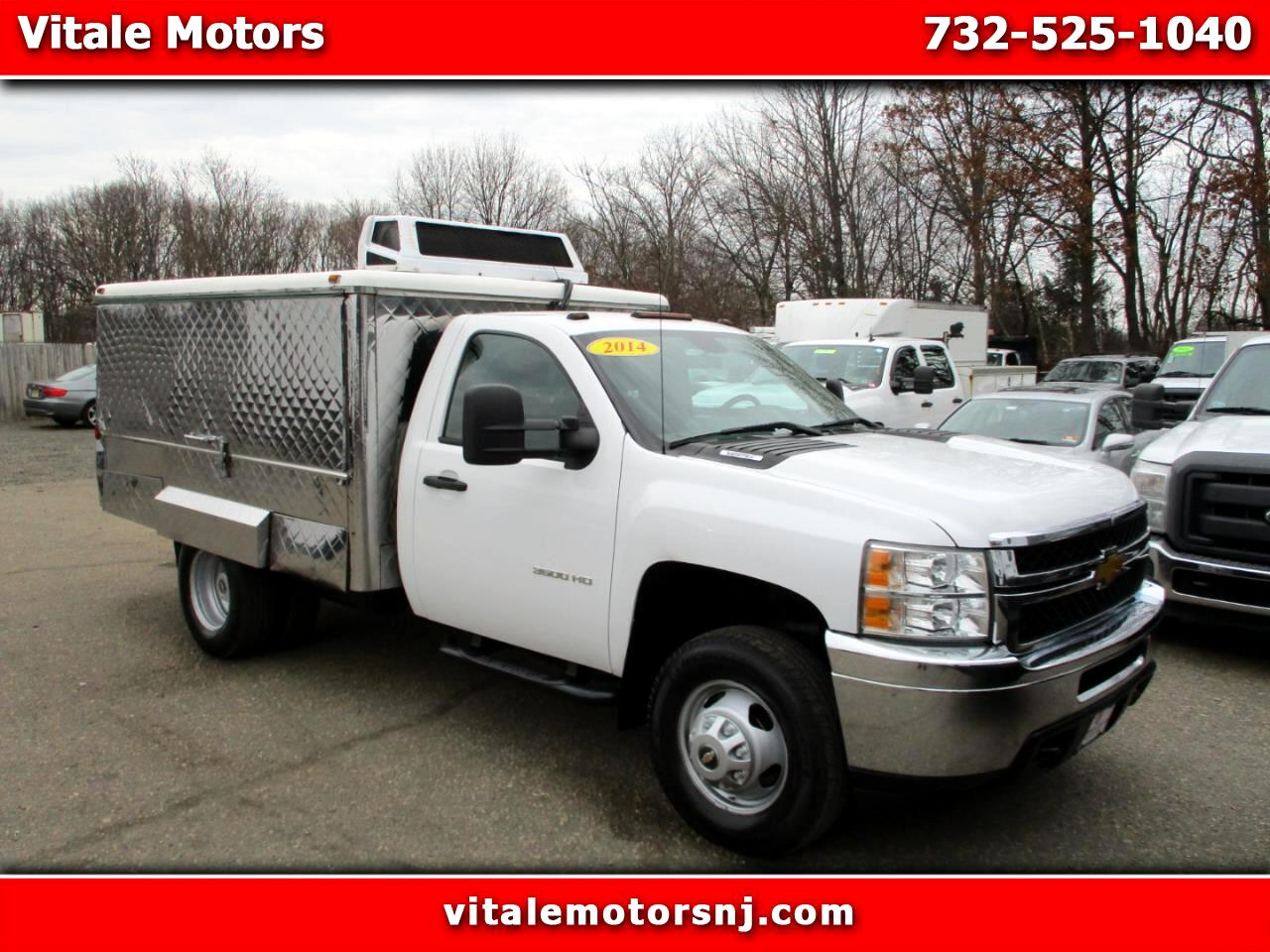 2014 Chevrolet Silverado 3500HD LUNCH TRUCK, FOOD TRUCK, 51K MILES!