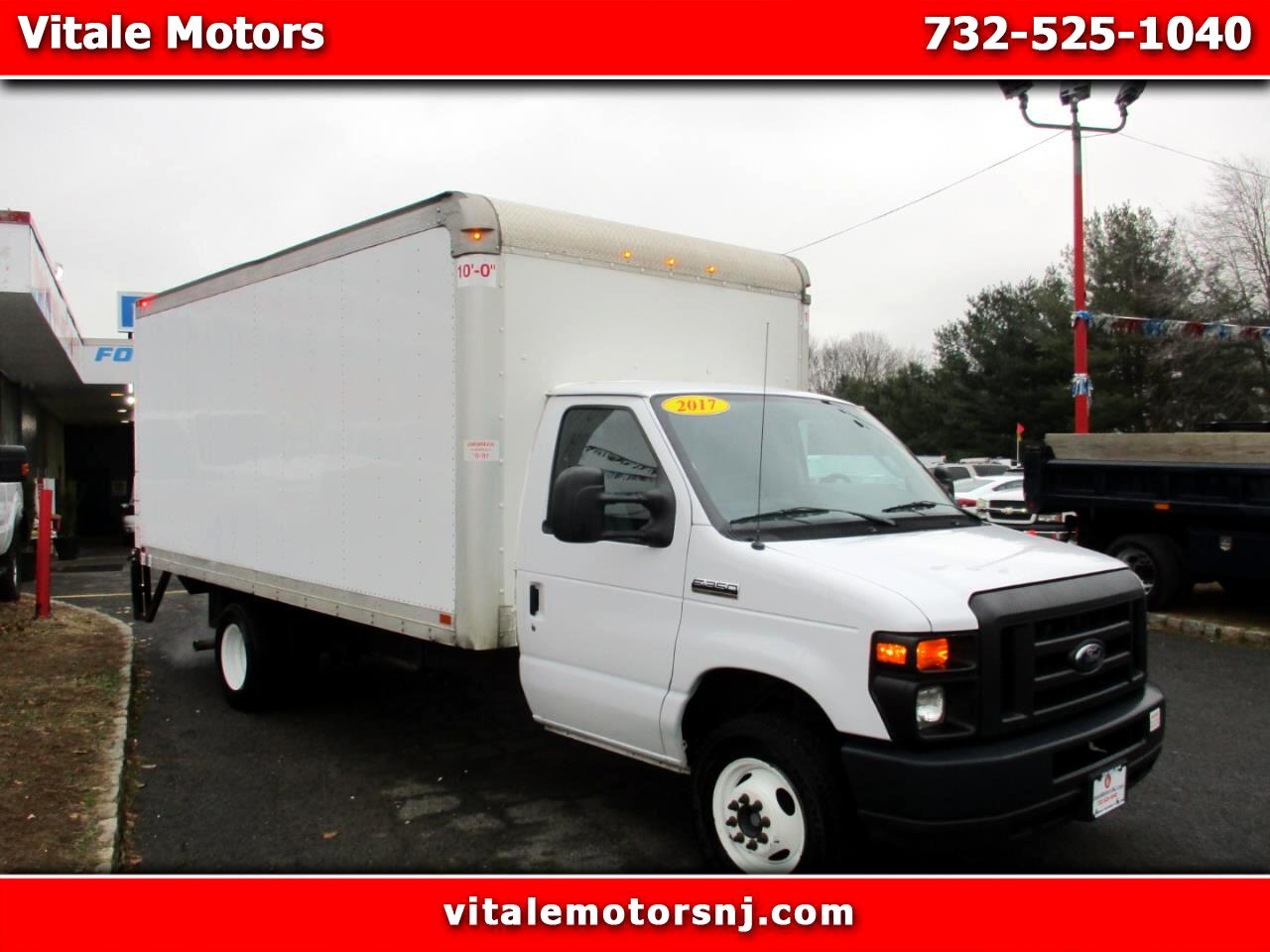 2017 Ford Econoline E-350 16 FOOT BOX TRUCK W/ LIFTGATE