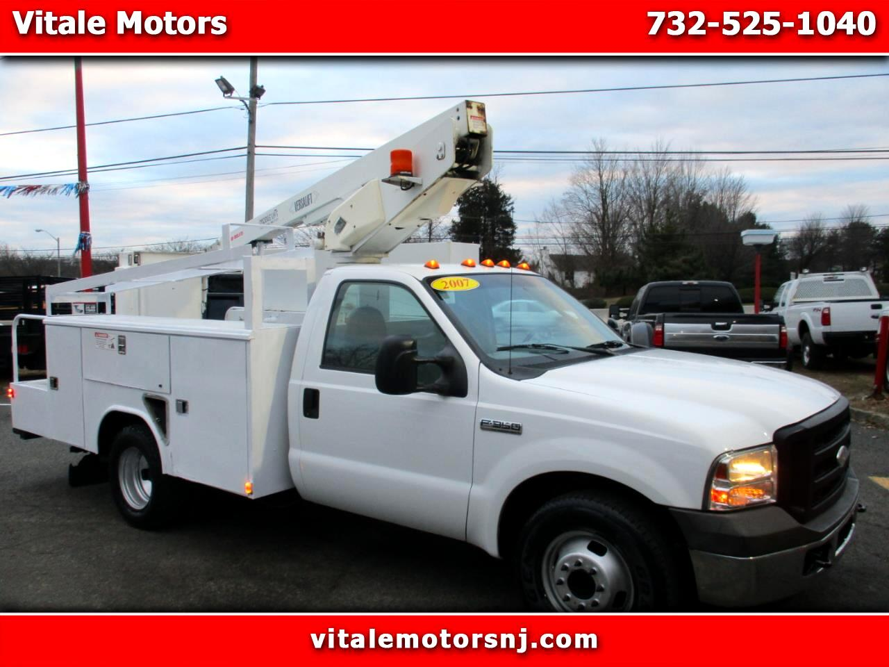 2007 Ford F-350 SD BUCKET TRUCK  F350