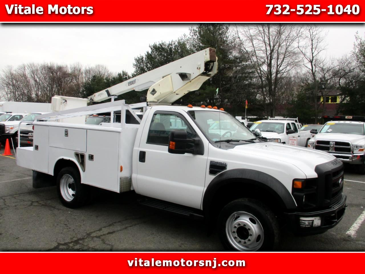 2006 Ford F-450 SD BUCKET TRUCK F450