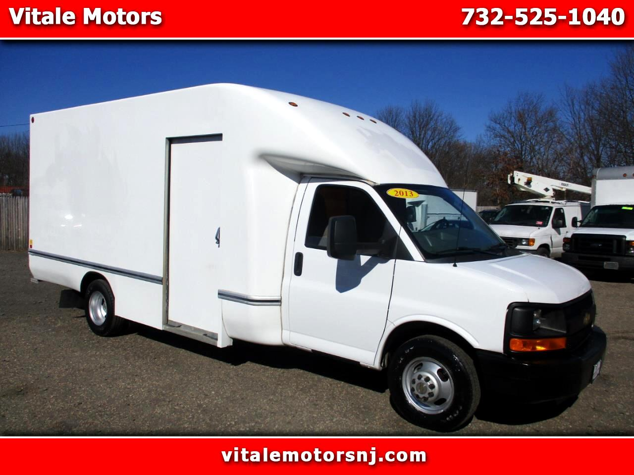 2013 Chevrolet Express G3500 15 FOOT STEP VAN * BOX TRUCK