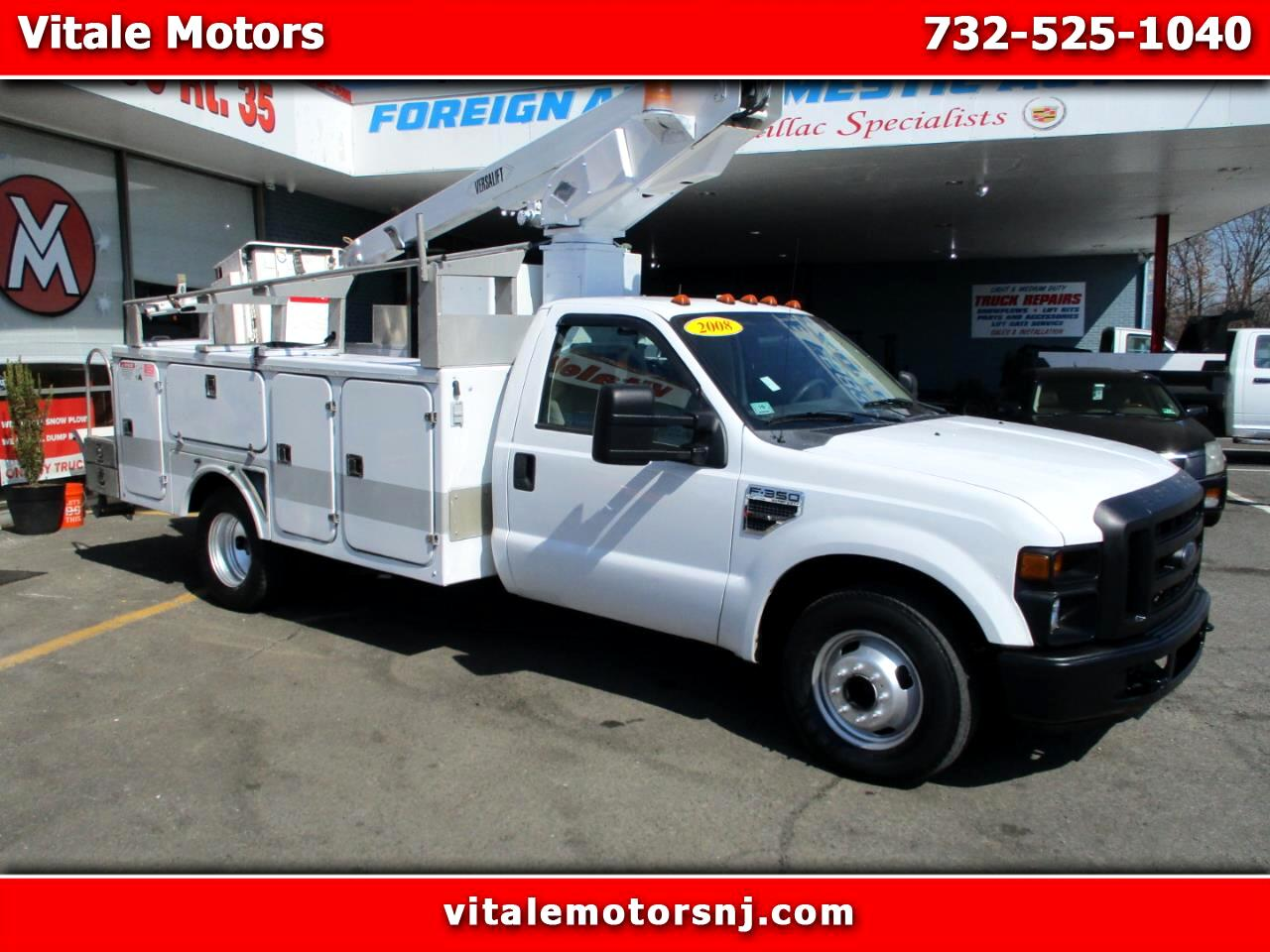 2008 Ford F-350 SD BUCKET TRUCK F350