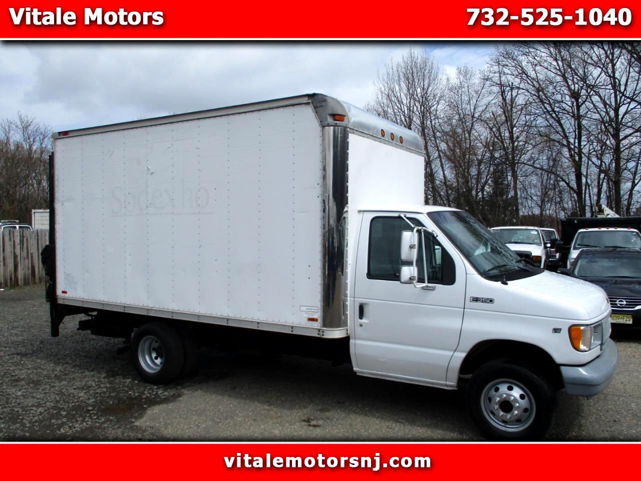 1998 Ford Econoline E-350 14' BOX TRUCK W/LIFT GATE **26K MILES**