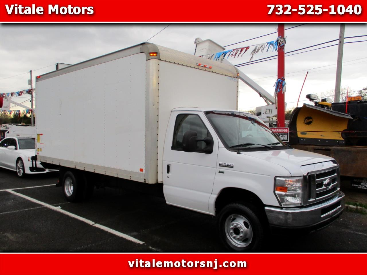 2013 Ford Econoline E-350 BOX TRUCK 16' W/ LIFTGATE