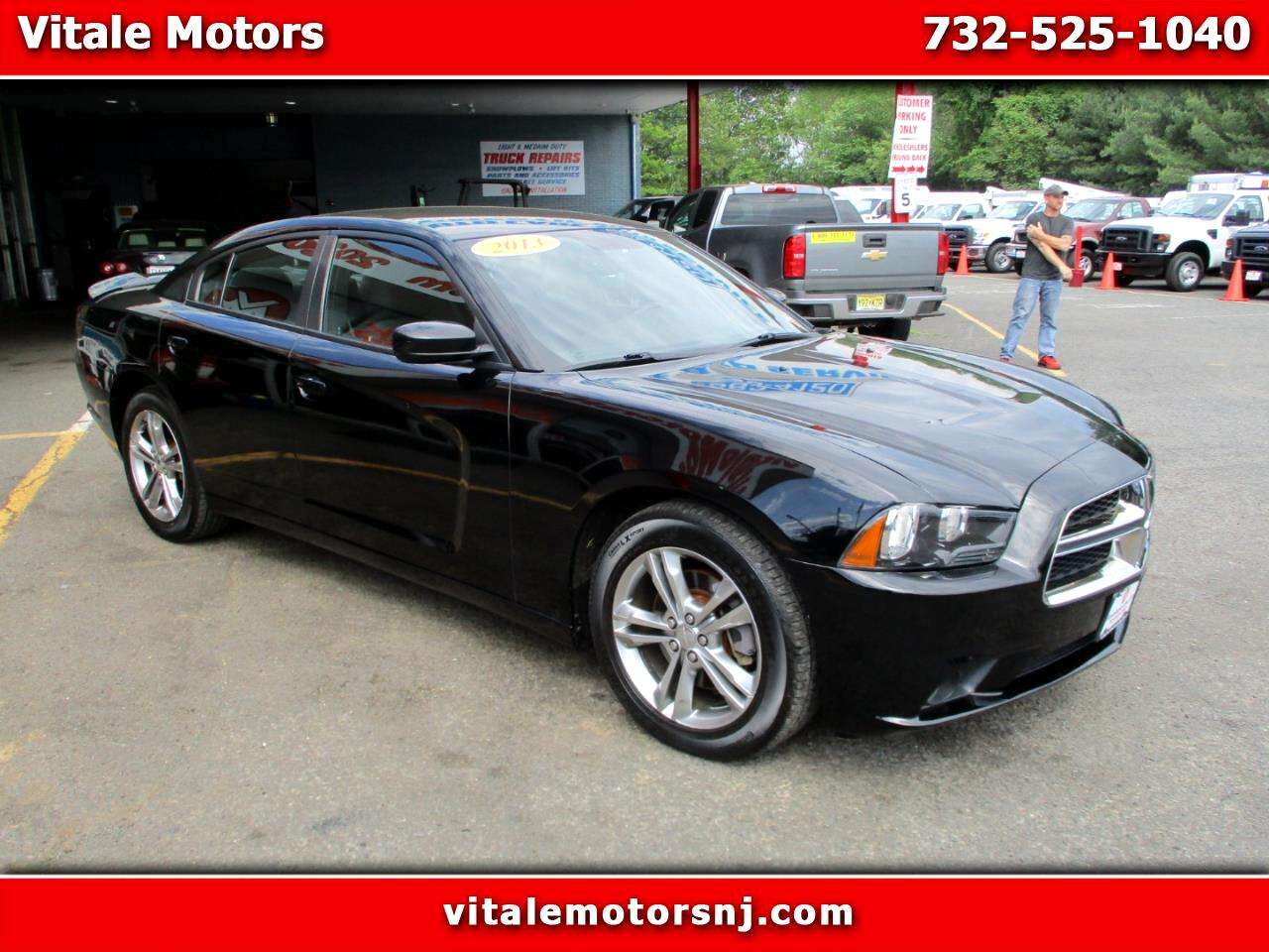 Dodge Charger SXT AWD 2013