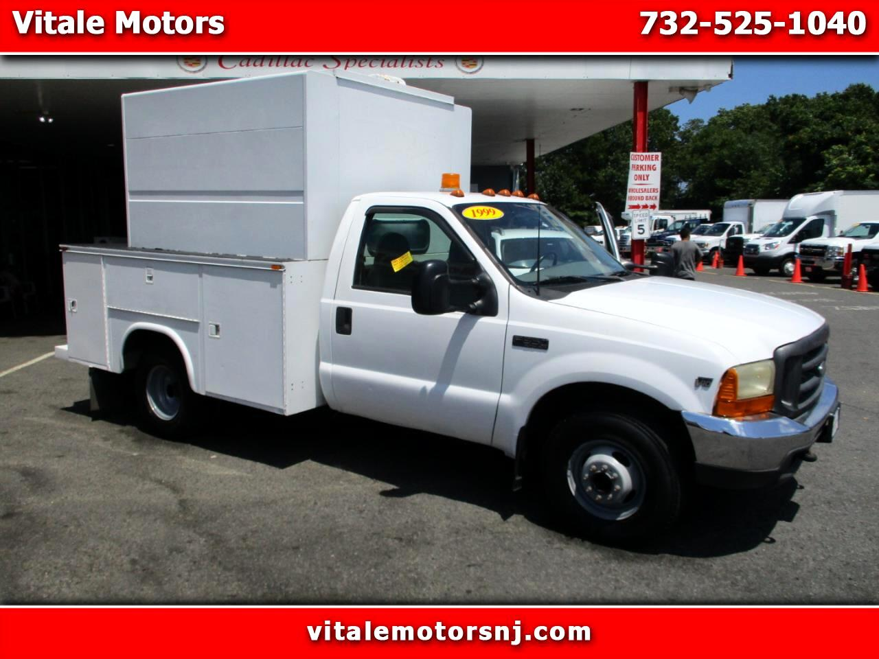1999 Ford F-350 SD REG. CAB UTILITY BOX
