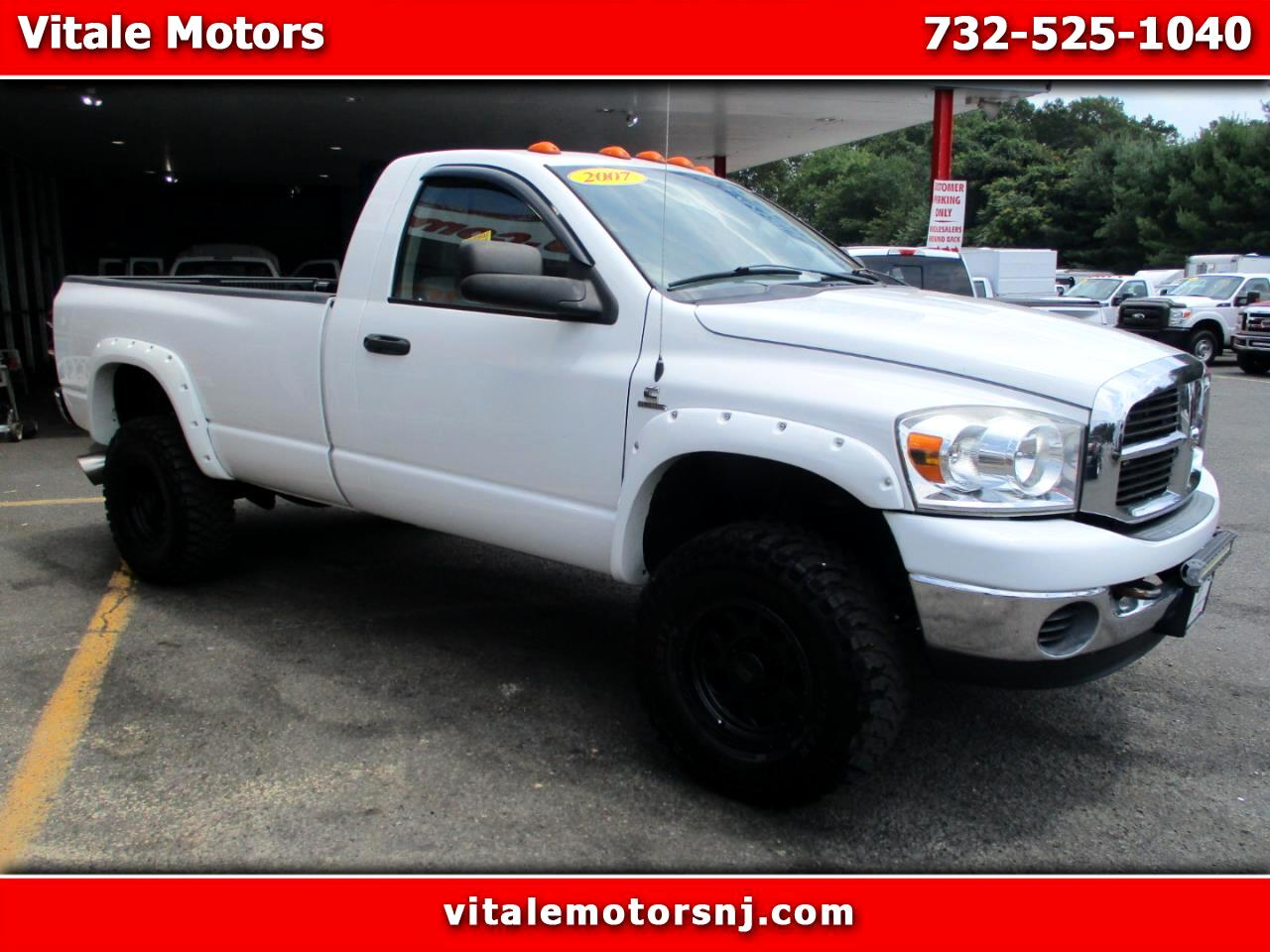 2007 Dodge Ram 2500 DIESEL 5.9L ENGINE ** MANUAL TRANSMISSION