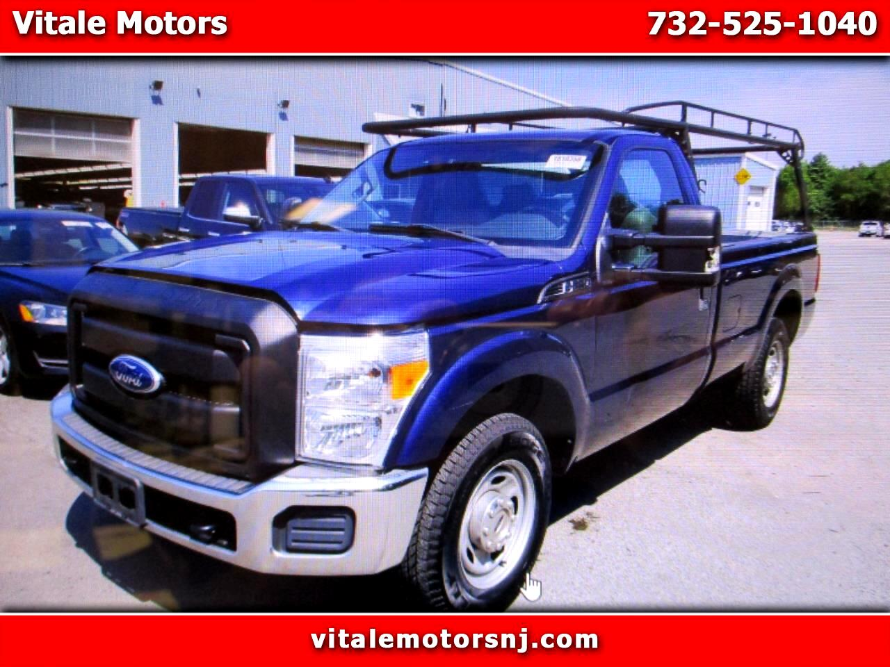 2011 Ford F-250 SD REG CAB LONG BED W/ LIFT GATE