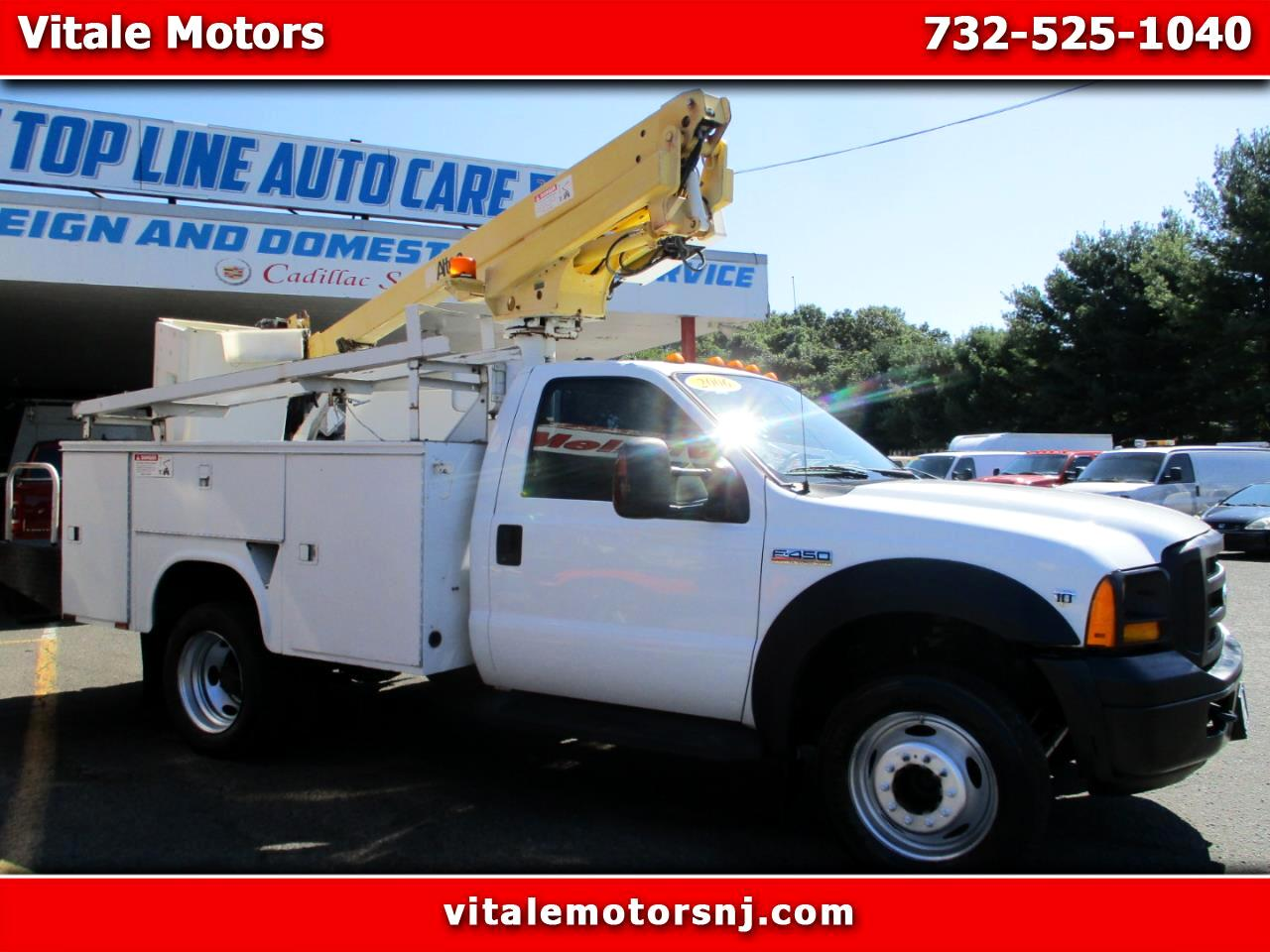 2006 Ford F-450 SD ALTEC BUCKET TRUCK F450 104K MILES