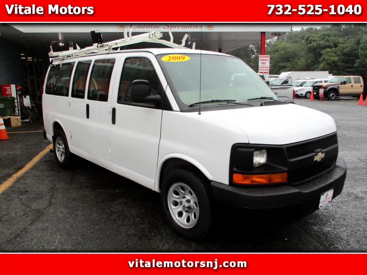 2009 Chevrolet Express 1500 CARGO VAN W/ SHELVES