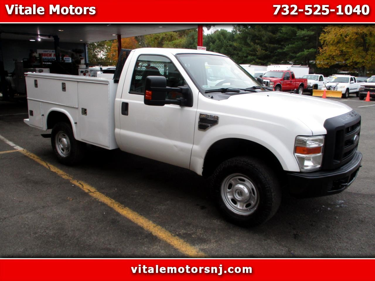 Ford F-350 SD  2010