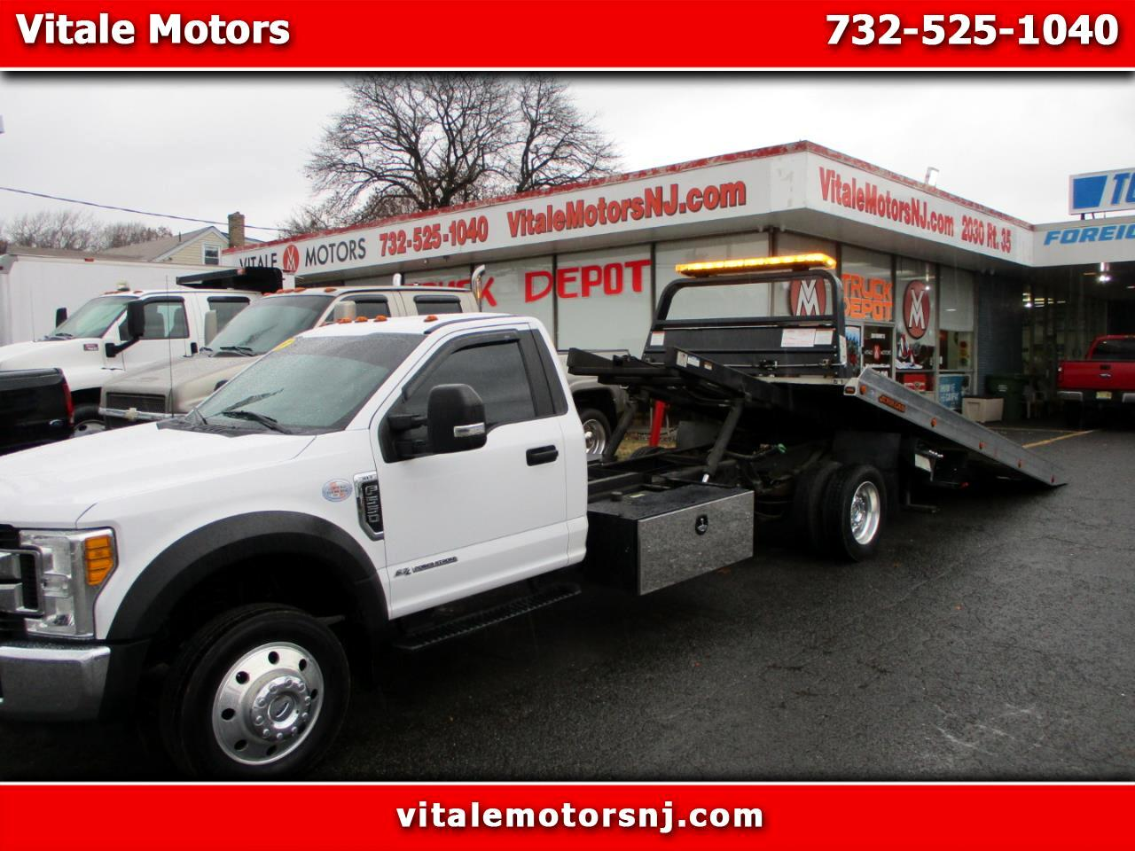 Ford F-550  2017