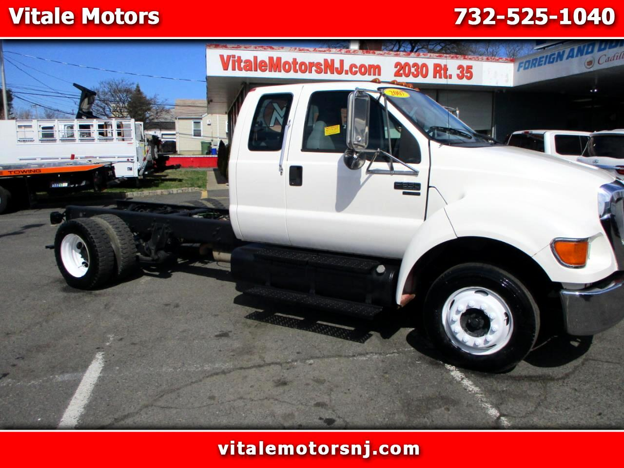 Ford F-650  2007