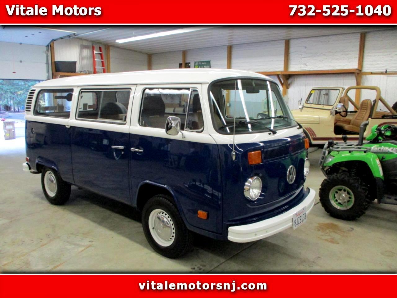 Volkswagen Bus  1978