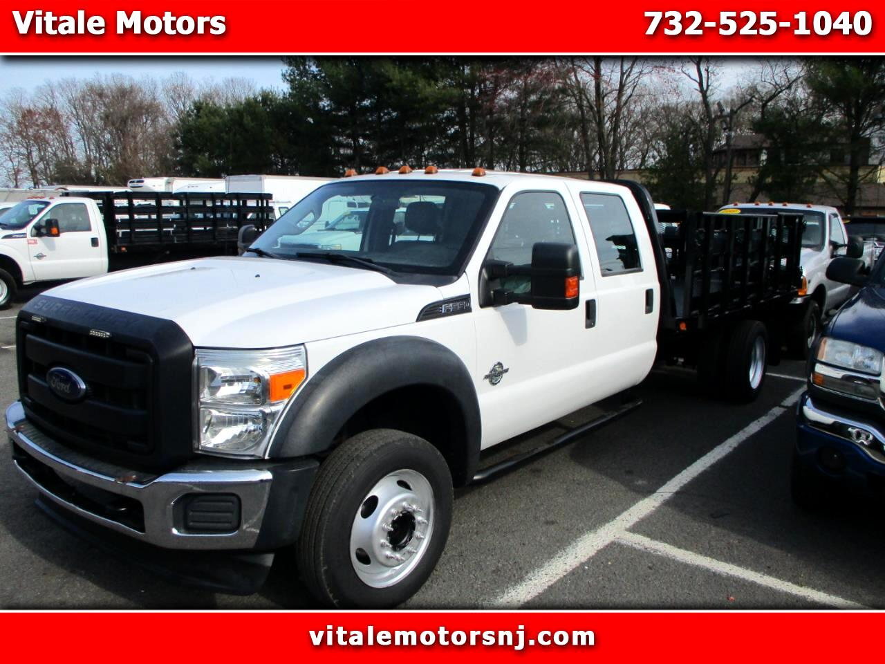 Ford F-550  2014