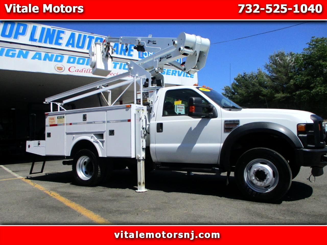 Ford F-550  2010