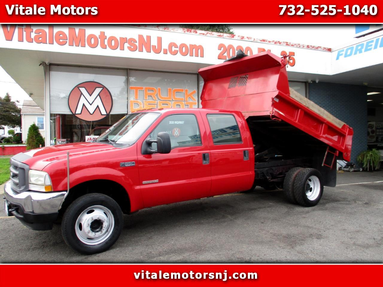 Ford F-550  2004