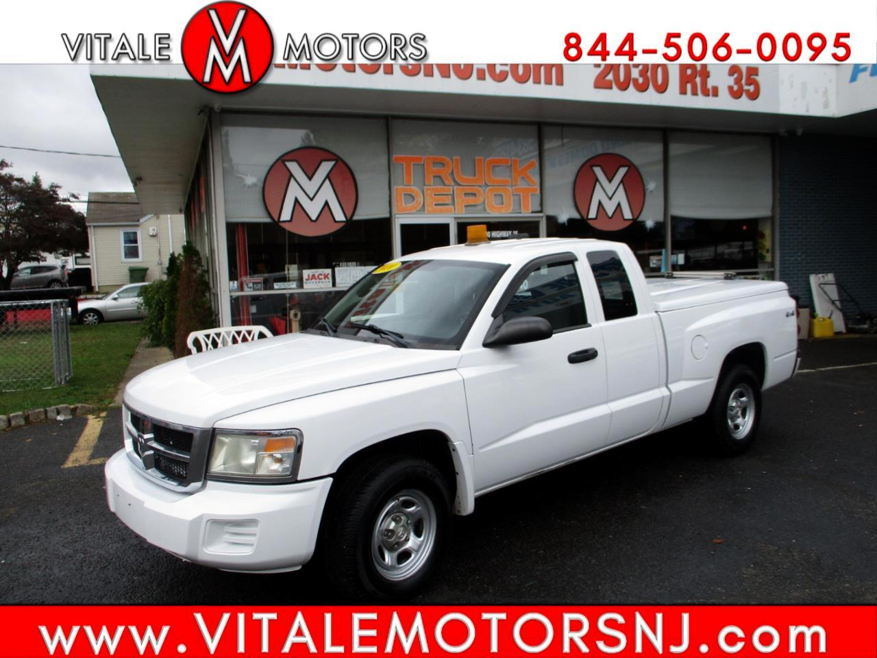 Dodge Dakota 4WD Ext Cab ST 2010