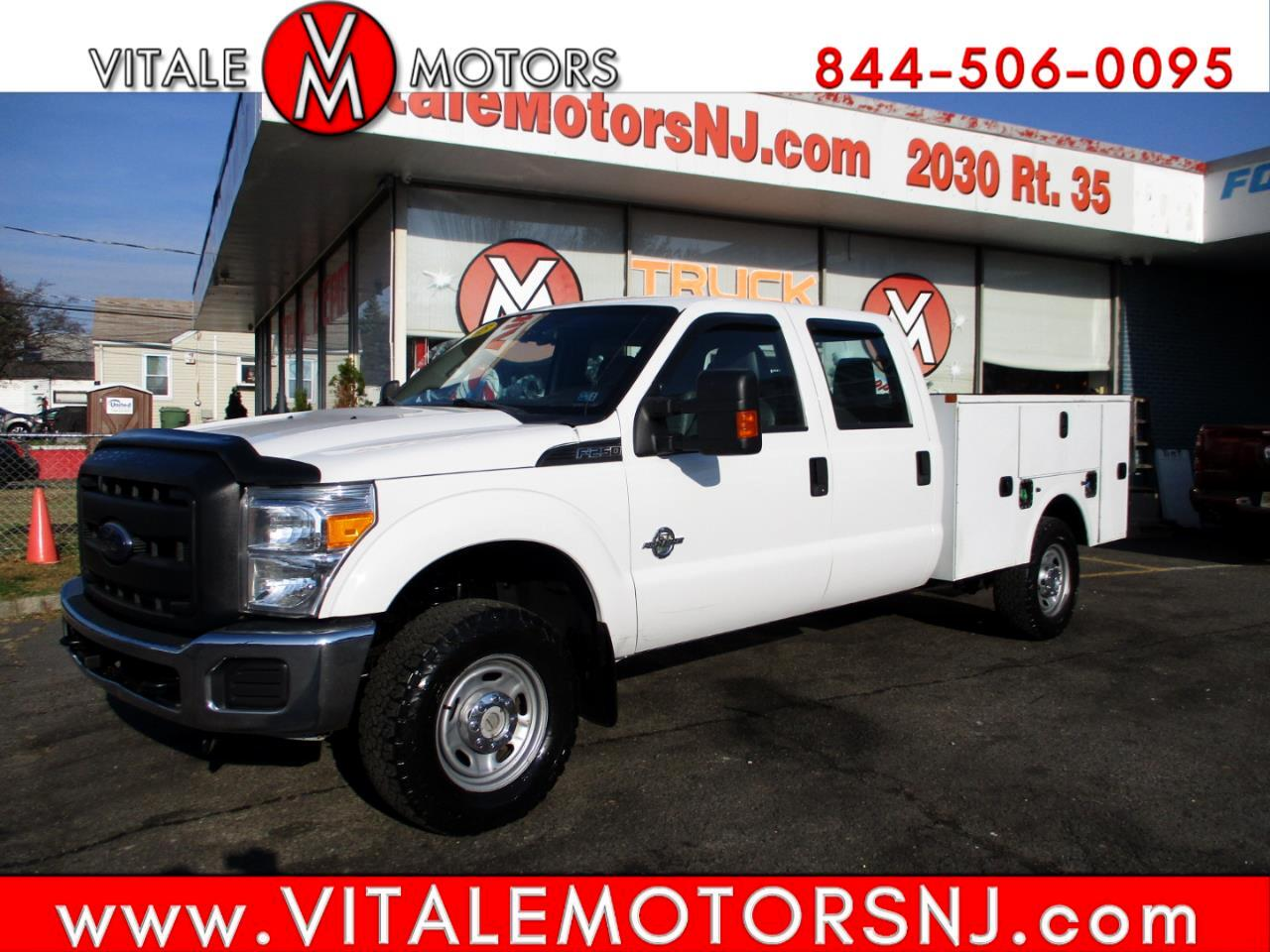 Ford Super Duty F-250 SRW  2015