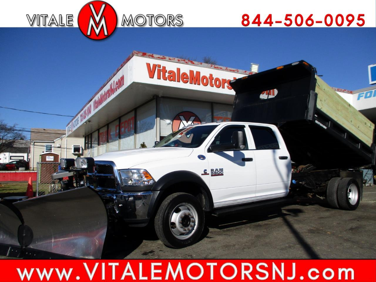 RAM 5500 Chassis Cab  2017
