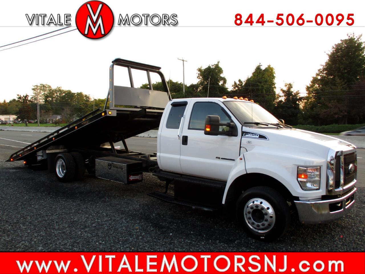 Ford F-650 SD  2017