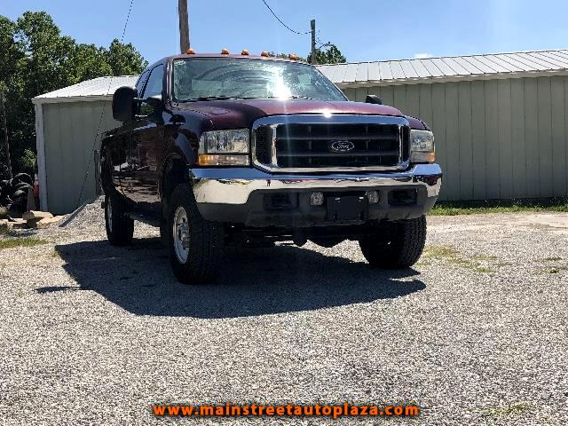 2004 Ford F-350 SD XLT SuperCab 4WD