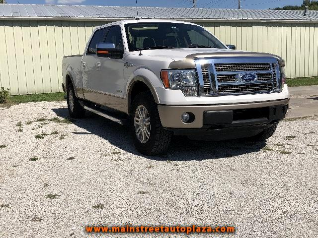 """2012 Ford F-150 4WD SuperCrew 150"""" King Ranch"""