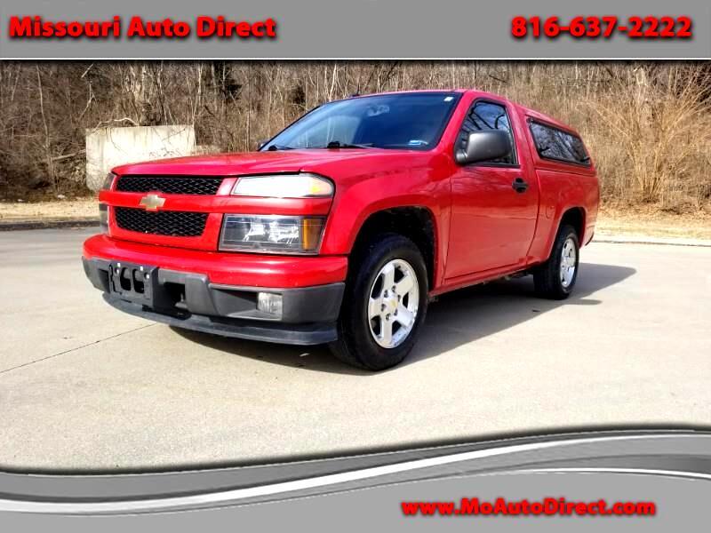 Chevrolet Colorado 1LT 2WD 2011