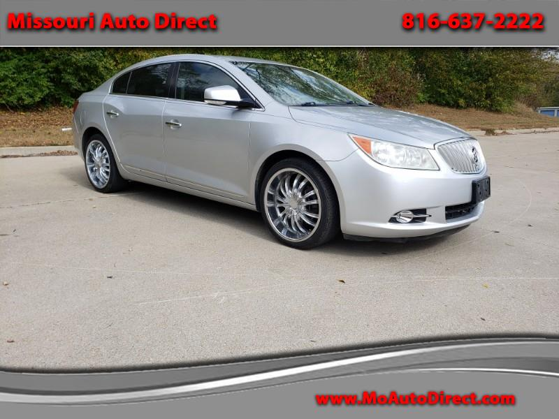 Buick LaCrosse Premium Package 1, w/Leather 2012