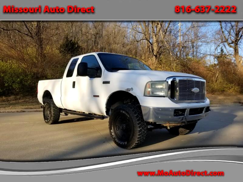 Ford F-250 SD Lariat SuperCab 4WD 2007