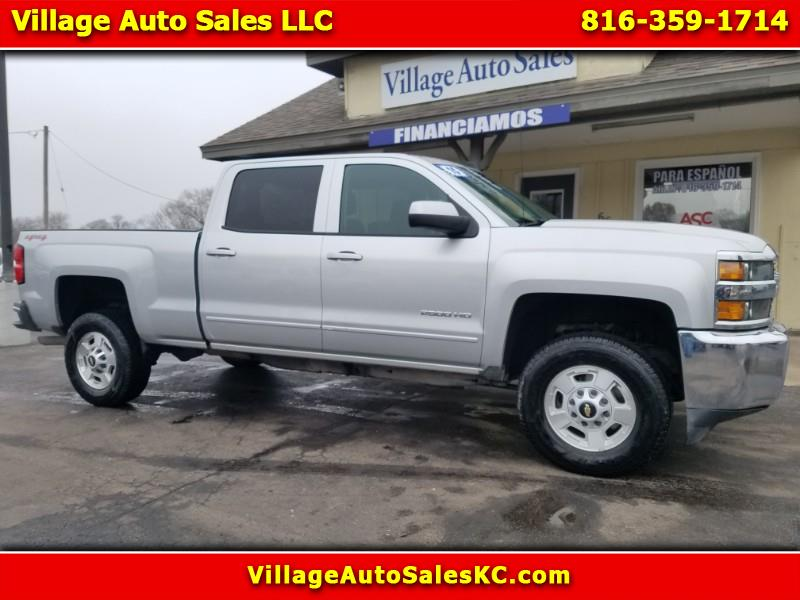 2015 Chevrolet Silverado 2500HD Built After Aug 14 4WD Crew Cab 153.7