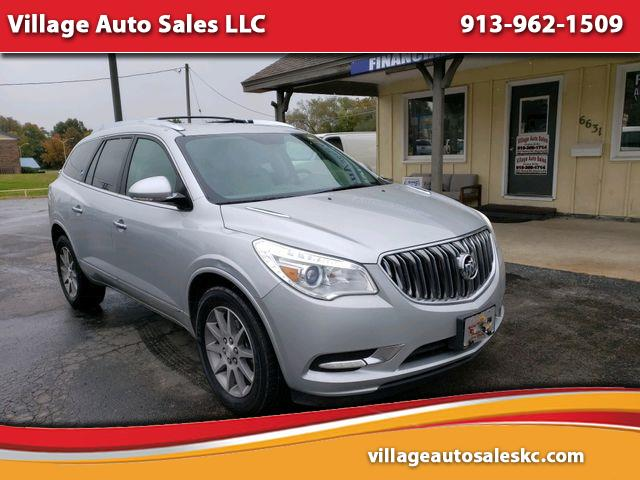 Buick Enclave AWD 4dr Leather 2014