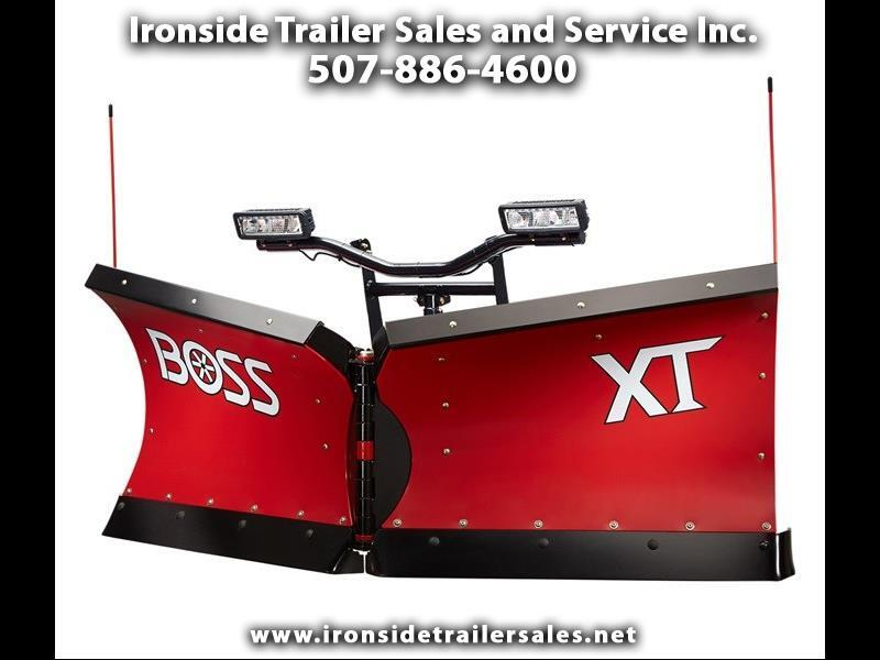 2016 BOSS 8 Ft Snowplow