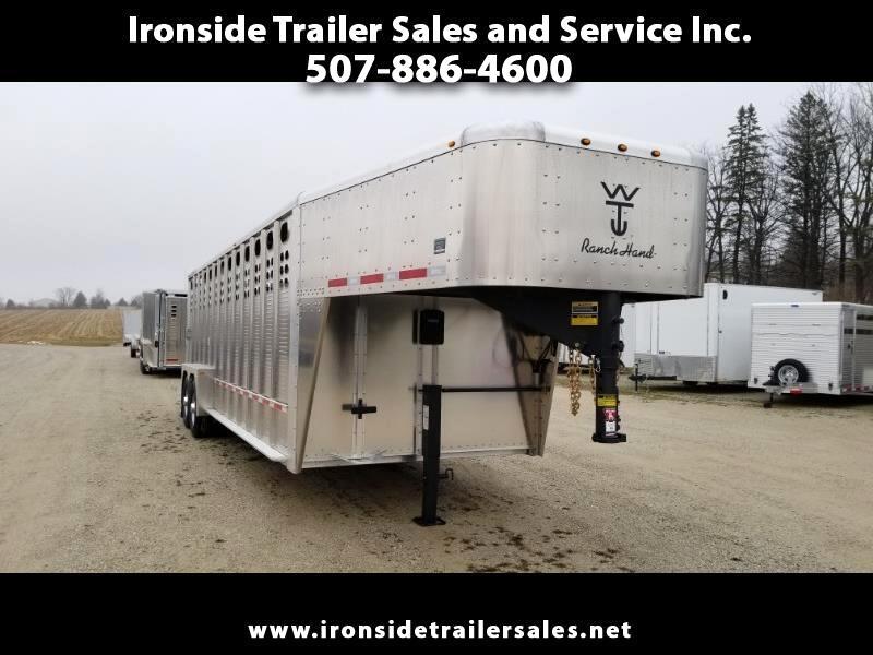 2019 Wilson Livestock Trailer