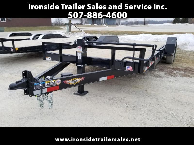 2019 H&H Electric Tilt Trailer