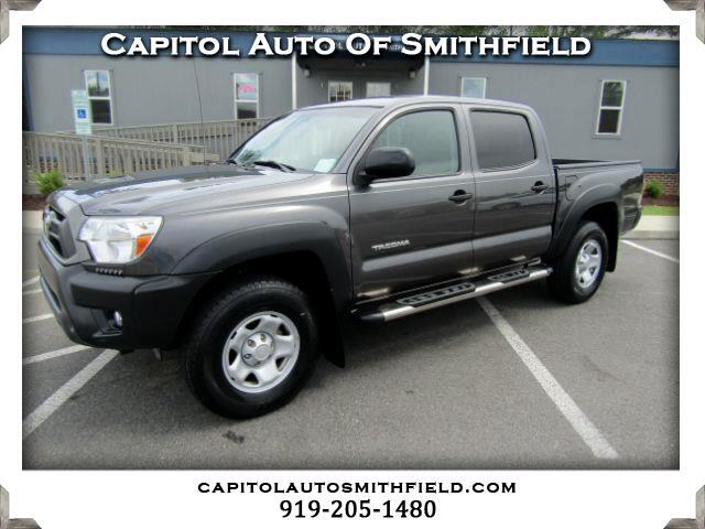 2015 Toyota Tacoma PreRunner Double Cab I4 4AT 2WD