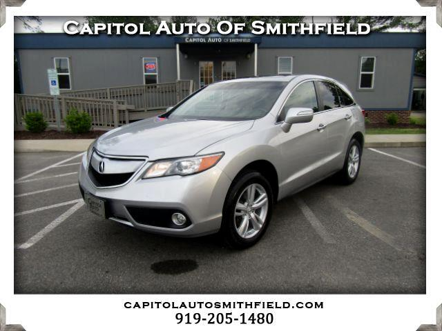 2014 Acura RDX 6-Spd AT AWD w/ Technology Package