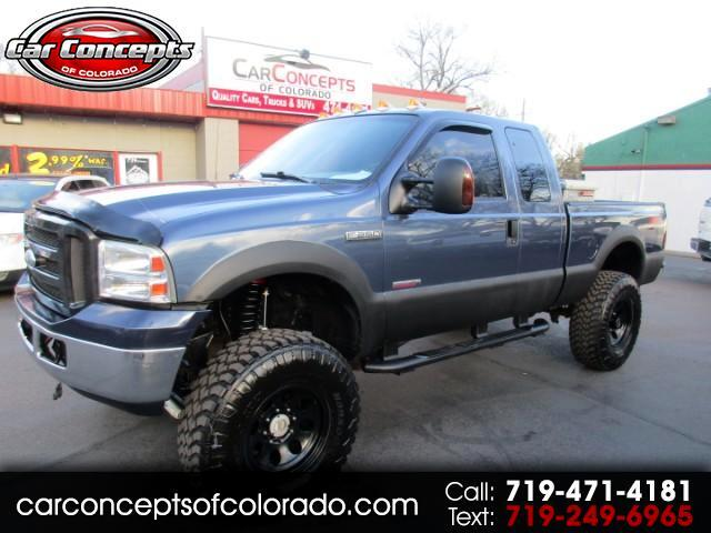 2007 Ford F-250 SD Lariat SuperCab 4WD